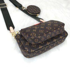Louis Vuitton Multi Pochette Accessoires 3 Pieces